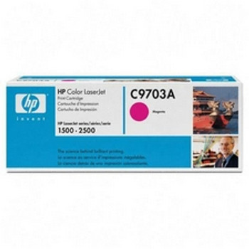 Colour Laserjet 2500 Magenta Toner Cartridge