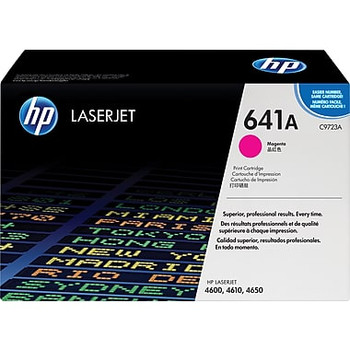 Colour Laserjet 4600/4610/4650 Magenta Toner Cartridge (C9723A)