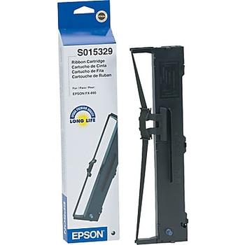 Epson FX-890 Fabric Ribbon, Black (S015329)