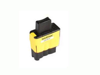 Brother LC41 Yellow Compatible Inkjet Cartridge