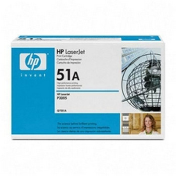 HP Q7551A Toner Cartridge For LJ P3005/M3035 MFP
