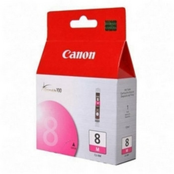 Canon CLI8M - Ink tank - magenta - for Canon PIXMA IP4200