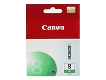 Canon CLI8G Green Inkjet Cartridge
