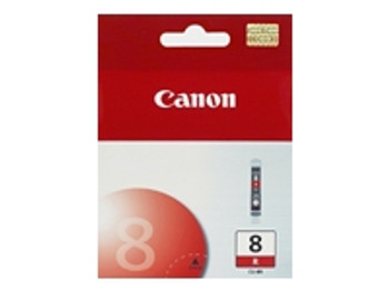 Canon CLI8R Red Inkjet Cartridge