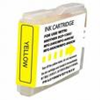 Brother LC-51 Yellow Compatible For MFC-240C
