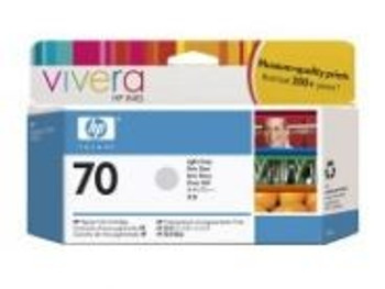 #70 LIGHT GRAY 130 ML INK CARTRIDGE
