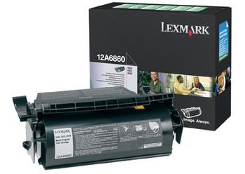 LEXMARK BLACK RETURN PROGRAM TONER FOR T620/622
