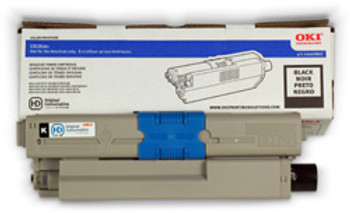 C530/MC561 Black Toner Cartridge, Type C17 (5k)