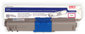 C530/MC561 Cyan Toner Cartridge, Type C17 (5k)