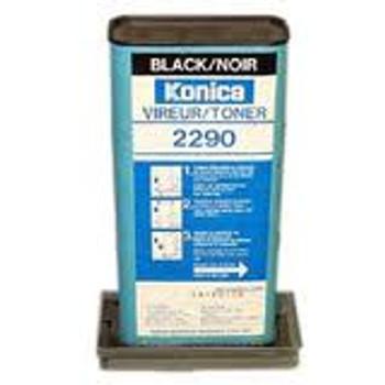 KONICA MINOLTA BLACK TONER FOR KONICA 2290