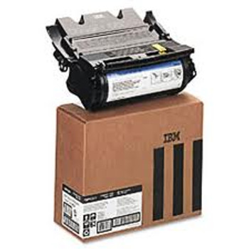 BLACK RETURN PROGRAM TONER FOR INFOPRINT 1332/1352/1372