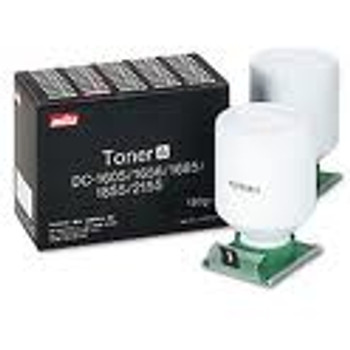 BLACK TONER FOR DC1600 SERIES