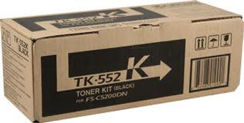 BLACK TONER FOR FSC5200DN