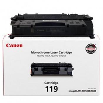 CANON TONER 119 LBP6300/MF5850/MF5880 2.1K (3479B001) (3479B001)