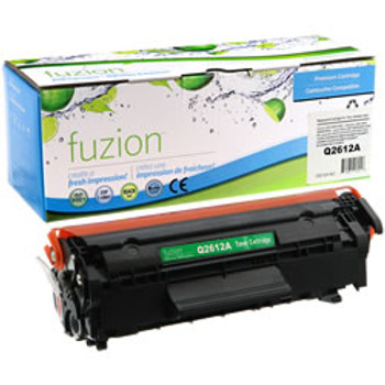 HP 12A (Q2612A) Black Compatible LaserJet Toner Cartridge