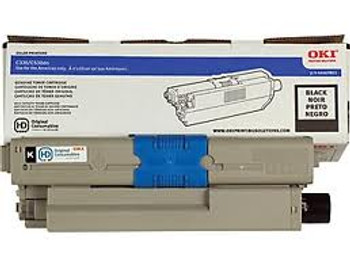 Okidata C330/530/MC361/MC561 Black Compatible Toner Cartridge, Type C17 (3.5k)