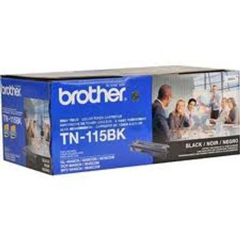 Brother TN115 Black Compatible High Capacity Toner