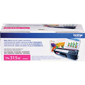 Brother TN315 Magenta Compatible  High Capacity Toner Cartridge