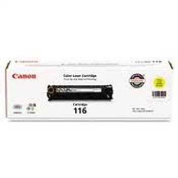 Canon 116 Compatible Yellow Toner