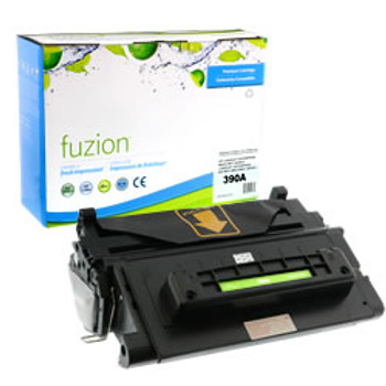 HP 90A (CE390A) Black Compatible Toner LaserJet Toner Cartridge (HCE390A)