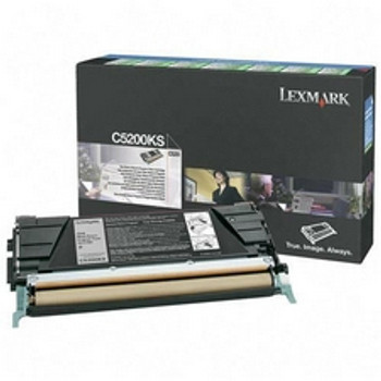 Lexmark C520N Black Compatible High Capacity Toner Cartridge