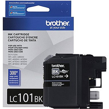 Brother LC-101 Black Inkjet Cartridge