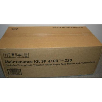Ricoh 406643 Fuser Unit Maintenance Kit, Type 220, SP4100, SP4110, SP4210