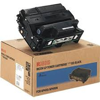 Genuine Ricoh Aficio SP 4100NL Black Toner / Drum Cartridge