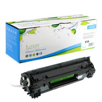 COMPATIBLE BLACK LASER TONER CARTRIDGE FITS HP #83A PRO M127fn / M127fw MFP (CF283A) (HCF283A)