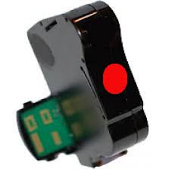 Red Ink Compatible Cartridge for Neopost IJ25/MSL250 Replacement Neopost 300206