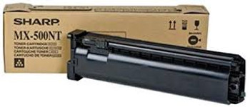 BLACK TONER CARTRIDGE MX283/363 40K (MX500NT)
