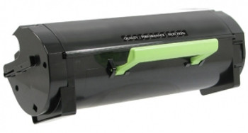 Lexmark 501H Black Compatible MICR Toner Cartridge, High Yield (50F1H00)