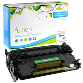 COMPATIBLE BLACK LASER TONER CARTRIDGE FITS HP 26A (CF226A)