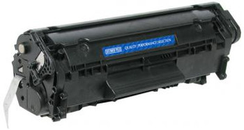 COMPATIBLE JUMBO BLACK LASER TONER CARTRIDGE (SUPER HIGH YIELD 4K) REPLACEMENT FOR HP 12A