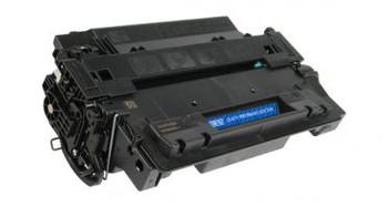 COMPATIBLE JUMBO BLACK LASER TONER CARTRIDGE (SUPER HIGH YIELD 20K) REPLACEMENT FOR HP LJ 255X