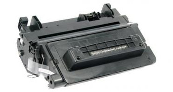 COMPATIBLE JUMBO BLACK LASER TONER CARTRIDGE (SUPER HIGH YIELD 18K) REPLACEMENT FOR HP 90A