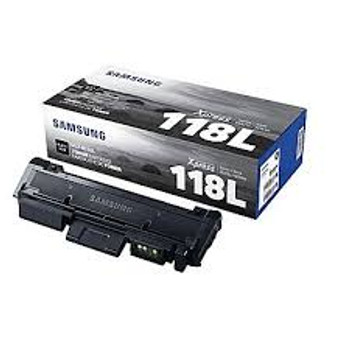 Samsung Black Compatible Toner Cartridge for Xpress M0365FW (MLT-D118L/XAA)