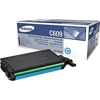 Samsung CLP 770ND Compatible Toner Cartridge - Cyan