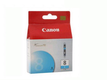 Canon CLI8C Compatible - Ink tank -Cyan - for Canon PIXMA IP4200 (CLI8C)