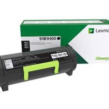 Lexmark MS/MX 517, 617 Extra High Yield Return Program Toner Cartridge (51B1X00)