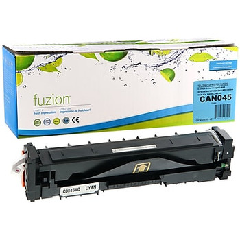 Canon 045H Cyan Compatible Toner Cartridge, High-Yield (1245C001)