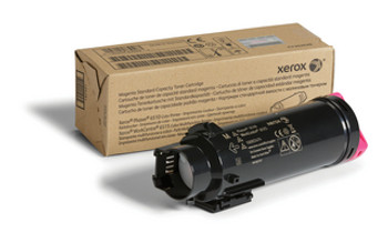 Genuine Xerox Magenta Standard Capacity Toner Cartridge, WorkCentre 6515, Phaser 6510, (1,000 Pages)