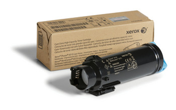 Cyan Extra High Capacity Toner Cartridge, WorkCentre 6515, Phaser 6510, (4,300 Pages)