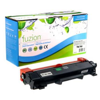 Brother TN-760 High Capacity Compatible Toner Cartridge.  TN-760
