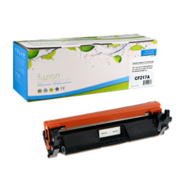 HP 17A Black Compatible LaserJet Toner Cartridge (CF217A)