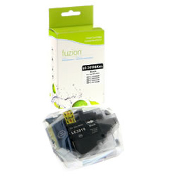 Brother LC3019 Black Compatible Ink Cartridge, Super High Yield (LC3019BKS)