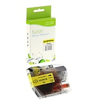 Brother LC3019 Yellow Compatible Ink Cartridge, Super High Yield (LC3019YS)