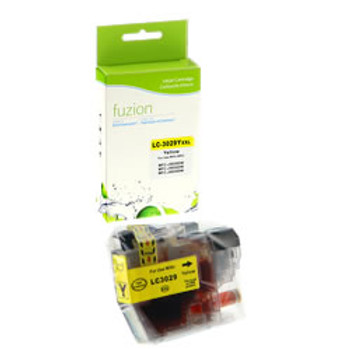 Brother LC3029 Yellow Compatible Ink Cartridge, Super High Yield (LC3029YS)