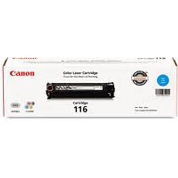 Canon 116 Cyan Compatible Toner Cartridge