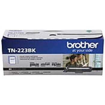 Brother TN-223BK Black Toner Cartridge, Standard Yield (TN-223BK)